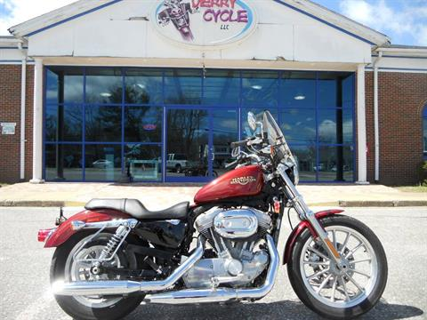 2009 Harley-Davidson Sportster® 883 Low in Derry, New Hampshire