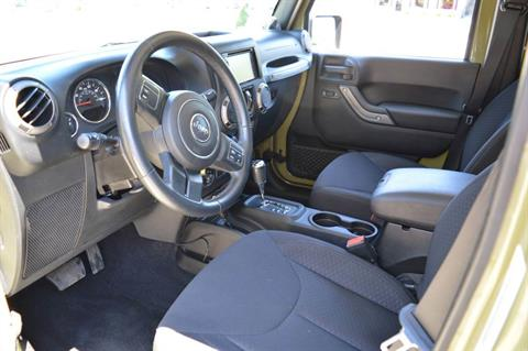 2013 Jeep Wrangler Unlimited Sport in Derry, New Hampshire
