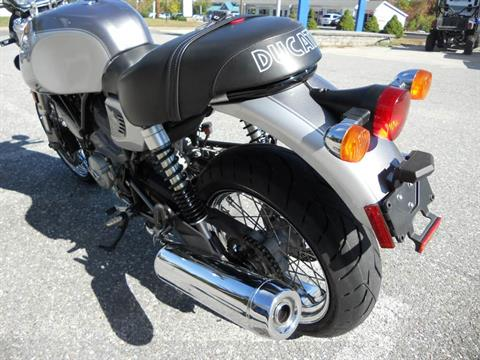 2008 Ducati SportClassic GT 1000 in Derry, New Hampshire
