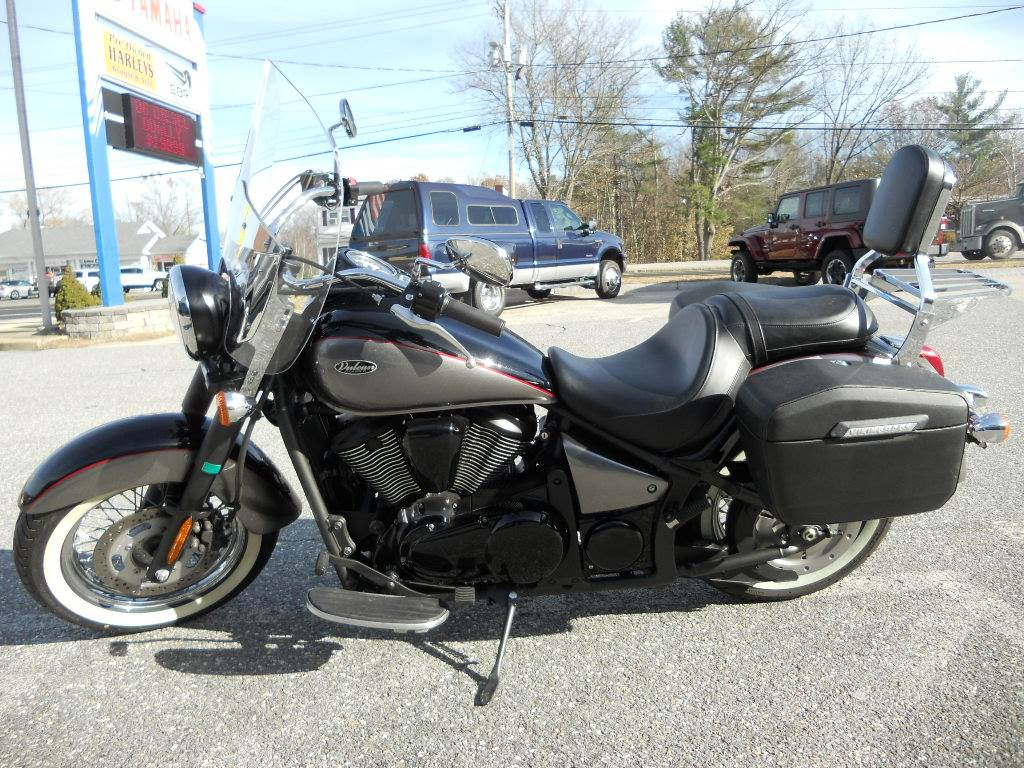 2014 Kawasaki Vulcan® 900 Classic in Derry, New Hampshire