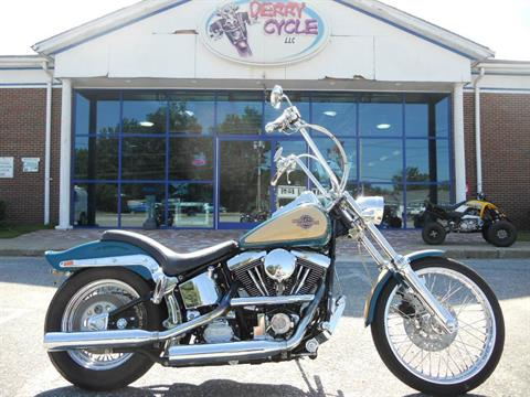 1998 Harley-Davidson SOFTAIL CUSTOM FXSTC in Derry, New Hampshire