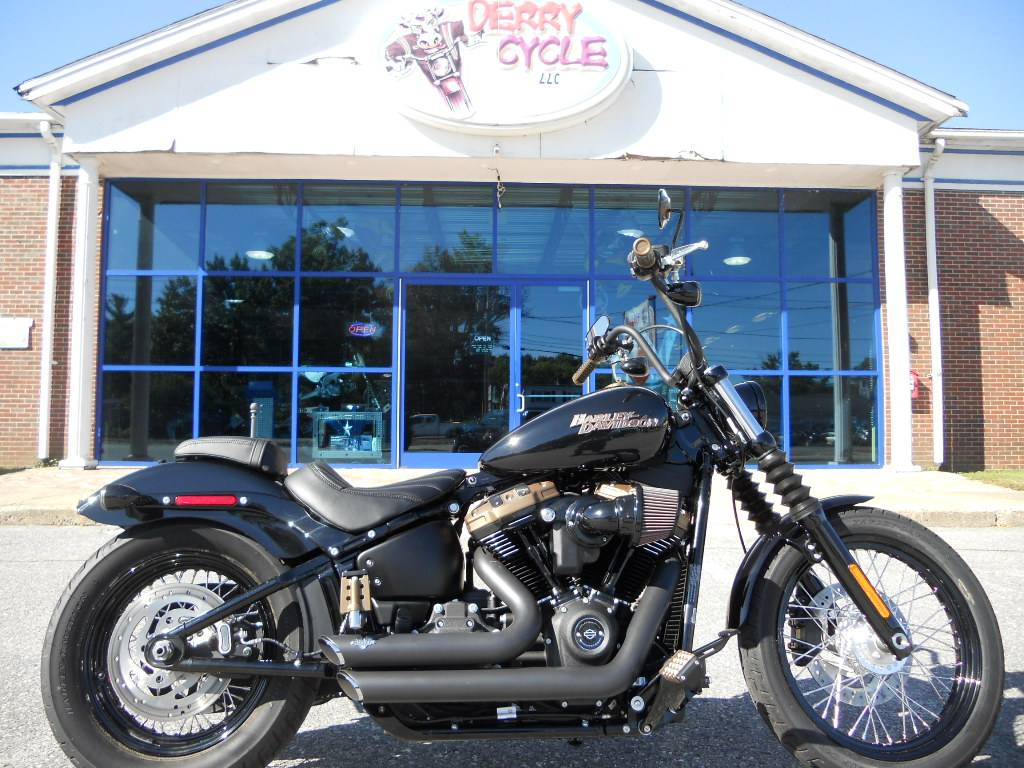 2019 Harley-Davidson Street Bob® in Derry, New Hampshire - Photo 1