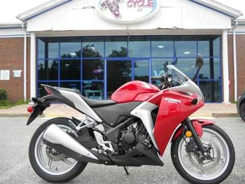 2012 Honda CBR®250R in Derry, New Hampshire - Photo 1