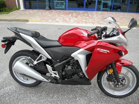 2012 Honda CBR®250R in Derry, New Hampshire - Photo 2