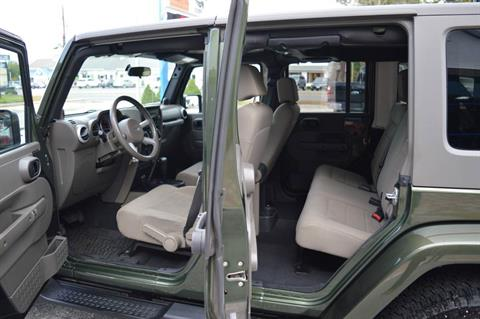 2008 Jeep WRANGLER UNLIMITED SAHARA in Derry, New Hampshire