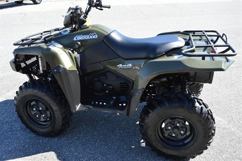 2016 Suzuki KingQuad 750AXi Power Steering in Derry, New Hampshire - Photo 3