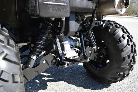2016 Suzuki KingQuad 750AXi Power Steering in Derry, New Hampshire - Photo 4