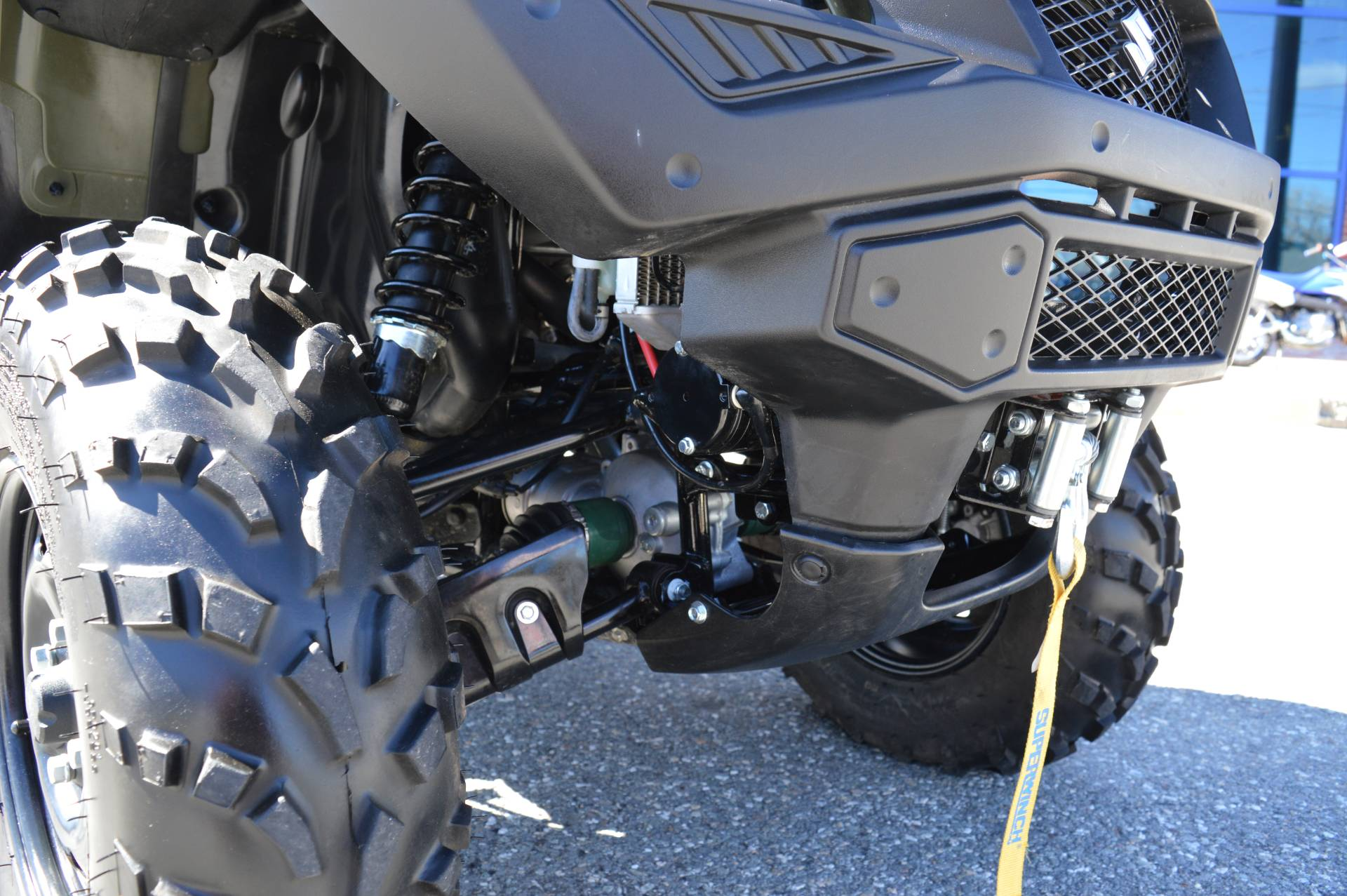 2016 Suzuki KingQuad 750AXi Power Steering in Derry, New Hampshire - Photo 5