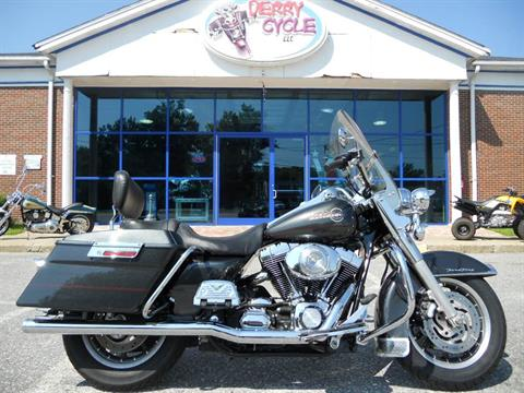 2005 Harley-Davidson FLHR/FLHRI Road King® in Derry, New Hampshire