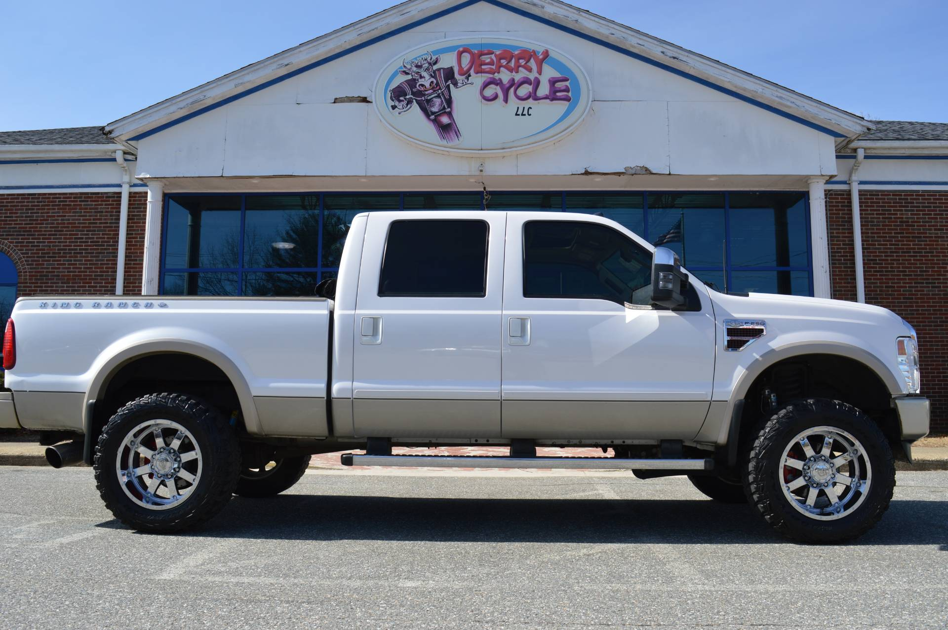 2010 Ford F250SD CREW KINGRANCH in Derry, New Hampshire - Photo 1
