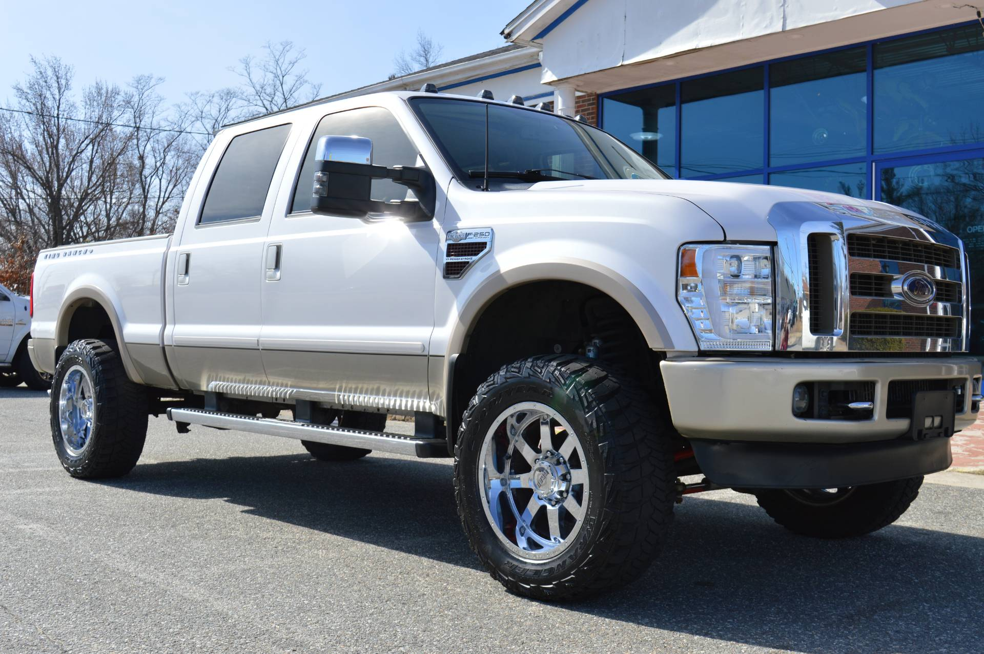 2010 Ford F250SD CREW KINGRANCH in Derry, New Hampshire - Photo 2