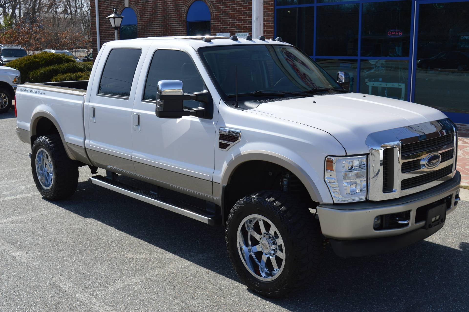 2010 Ford F250SD CREW KINGRANCH in Derry, New Hampshire - Photo 4