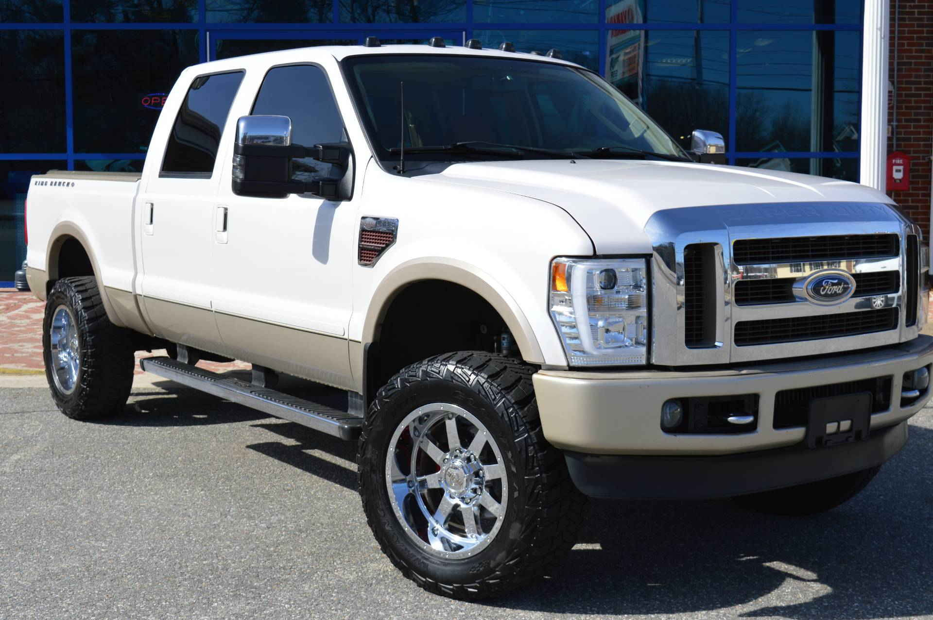 2010 Ford F250SD CREW KINGRANCH in Derry, New Hampshire - Photo 5