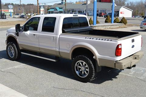 2010 Ford F250SD CREW KINGRANCH in Derry, New Hampshire - Photo 8