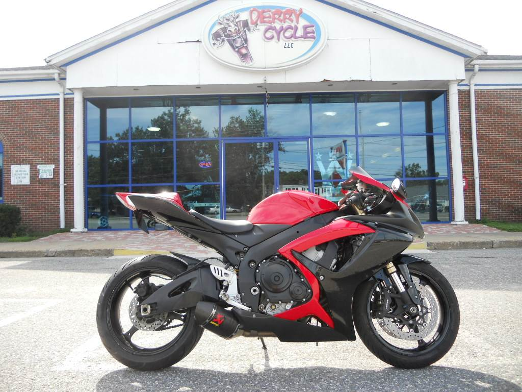 Used 2006 Suzuki GSX-R600™ Motorcycles in Derry, NH