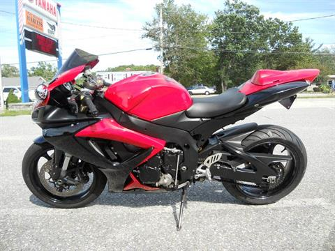 2006 Suzuki GSX-R600™ in Derry, New Hampshire