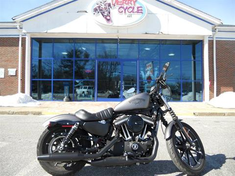 2016 Harley-Davidson Iron 883™ in Derry, New Hampshire