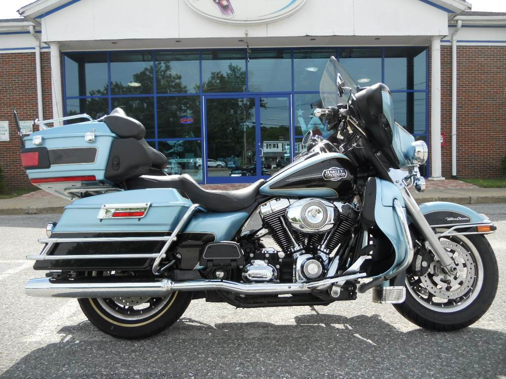 2008 Harley-Davidson Ultra Classic® Electra Glide® in Derry, New Hampshire