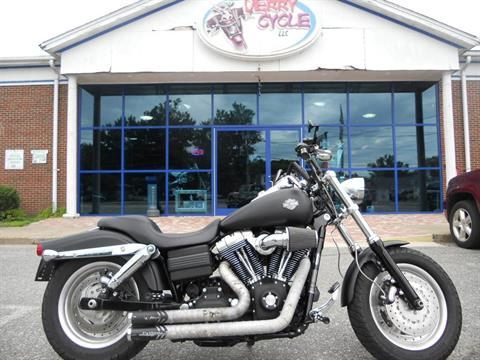 2009 Harley-Davidson Dyna® Fat Bob® in Derry, New Hampshire