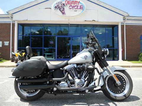 2011 Harley-Davidson Softail® Fat Boy® Lo in Derry, New Hampshire