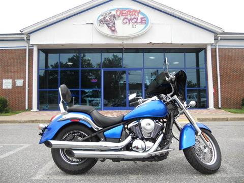 2009 Kawasaki Vulcan® 900 Classic in Derry, New Hampshire