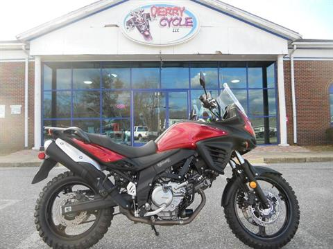 2014 Suzuki V-Strom 650 ABS in Derry, New Hampshire