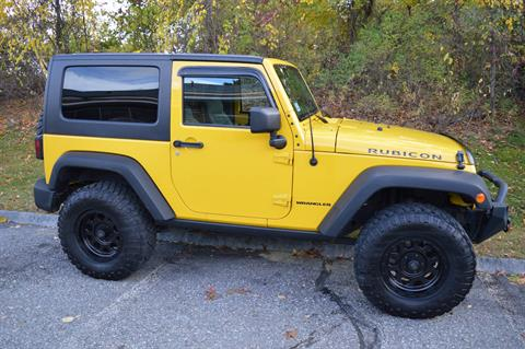 2008 Jeep Wrangler Rubicon in Derry, New Hampshire