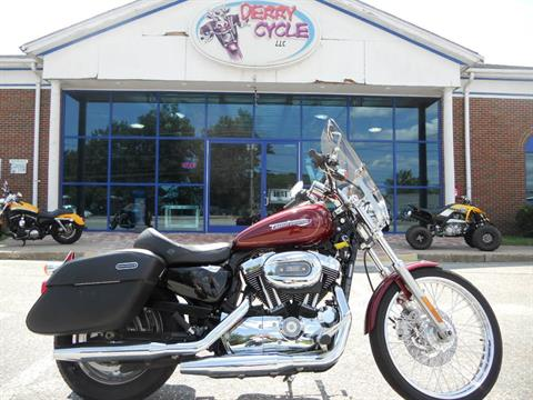 2010 Harley-Davidson Sportster® 1200 Custom in Derry, New Hampshire