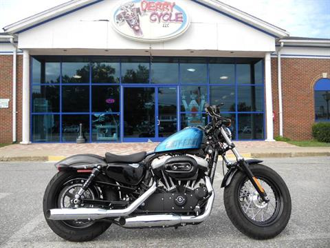 2015 Harley-Davidson Forty-Eight® in Derry, New Hampshire