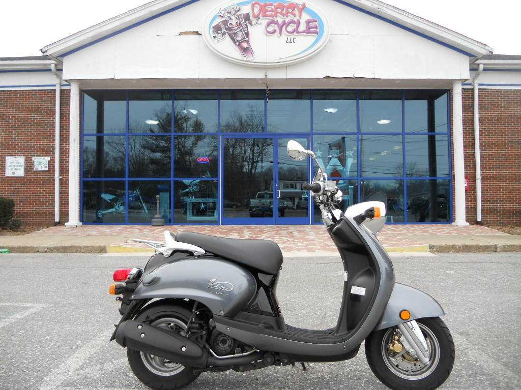Used 2006 Yamaha Vino 125 Scooters in Derry, NH