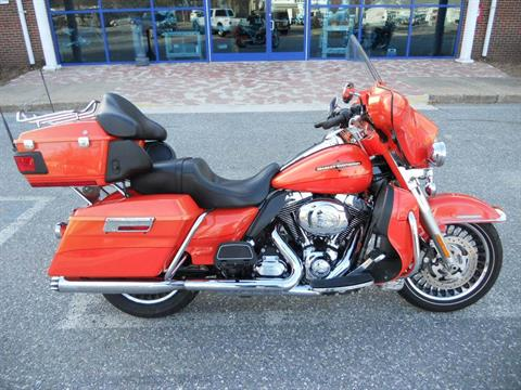 2012 Harley-Davidson Electra Glide® Ultra Limited in Derry, New Hampshire
