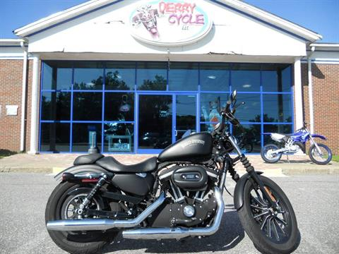 2013 Harley-Davidson Sportster® Iron 883™ in Derry, New Hampshire