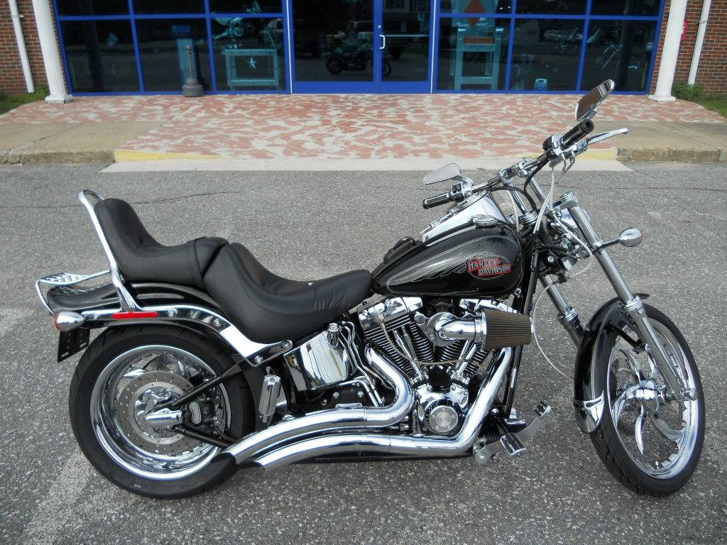 2007 Harley-Davidson FXSTC Softail Custom in Derry, New Hampshire