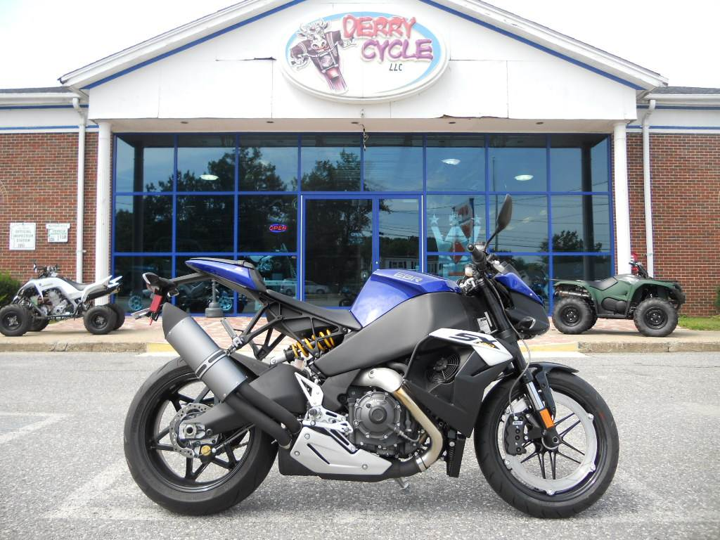 2014 Erik Buell Racing 1190SX in Derry, New Hampshire - Photo 1