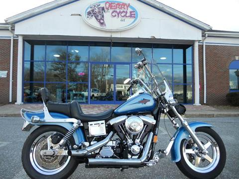 1996 Harley-Davidson Wide Glide FXDWG in Derry, New Hampshire