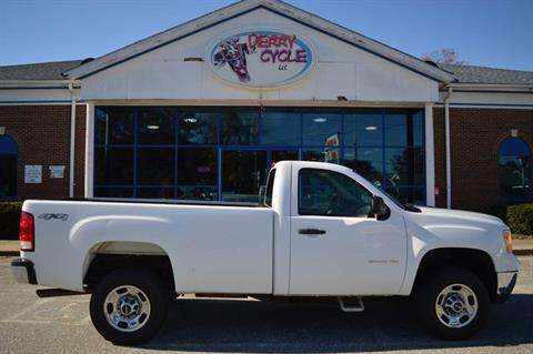 2011 GMC SIERRA in Derry, New Hampshire