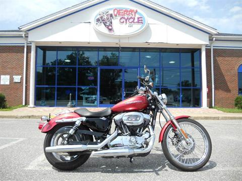 2005 Harley-Davidson Sportster® XL 1200 Custom in Derry, New Hampshire