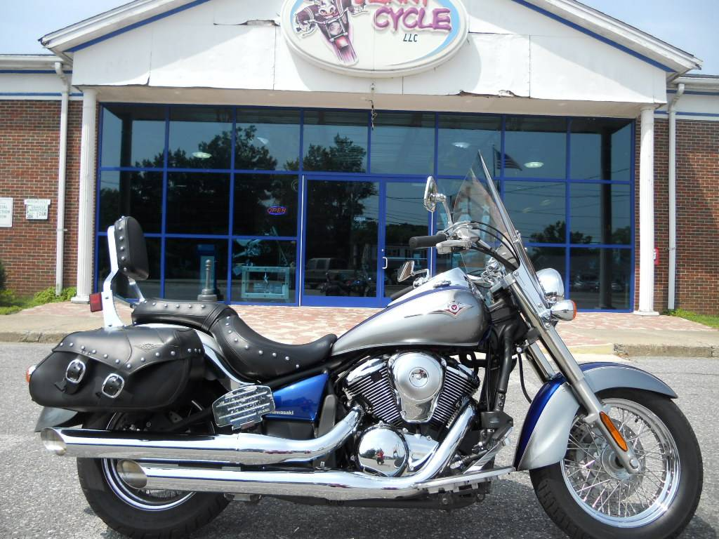 2010 Kawasaki Vulcan® 900 Classic LT in Derry, New Hampshire - Photo 1