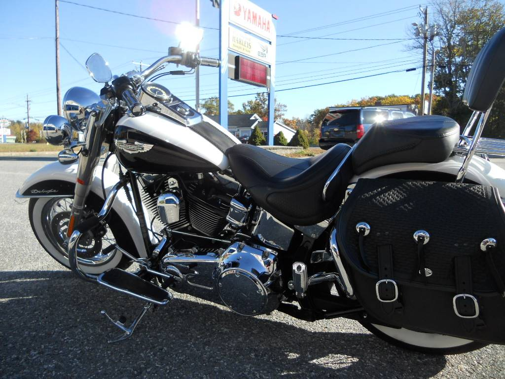 2007 Harley-Davidson Softail® Deluxe in Derry, New Hampshire - Photo 5