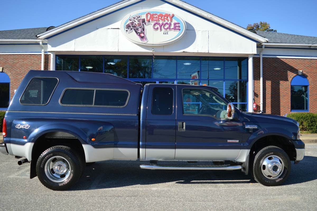 Used 2006 Ford 2006 FORD F350 F-350 SUPER CAB DIESEL DUALLY 4WD ...