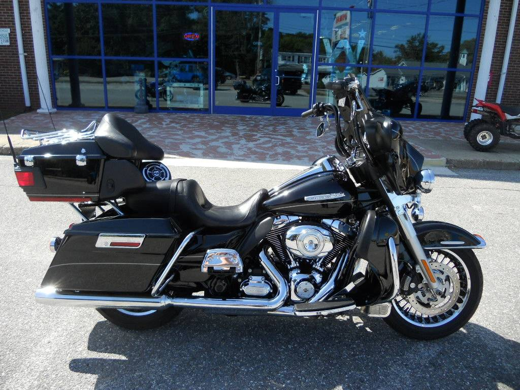 2011 Harley-Davidson Electra Glide® Ultra Limited in Derry, New Hampshire - Photo 1