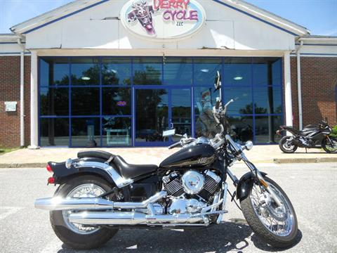 2013 Yamaha V Star 650 Custom in Derry, New Hampshire