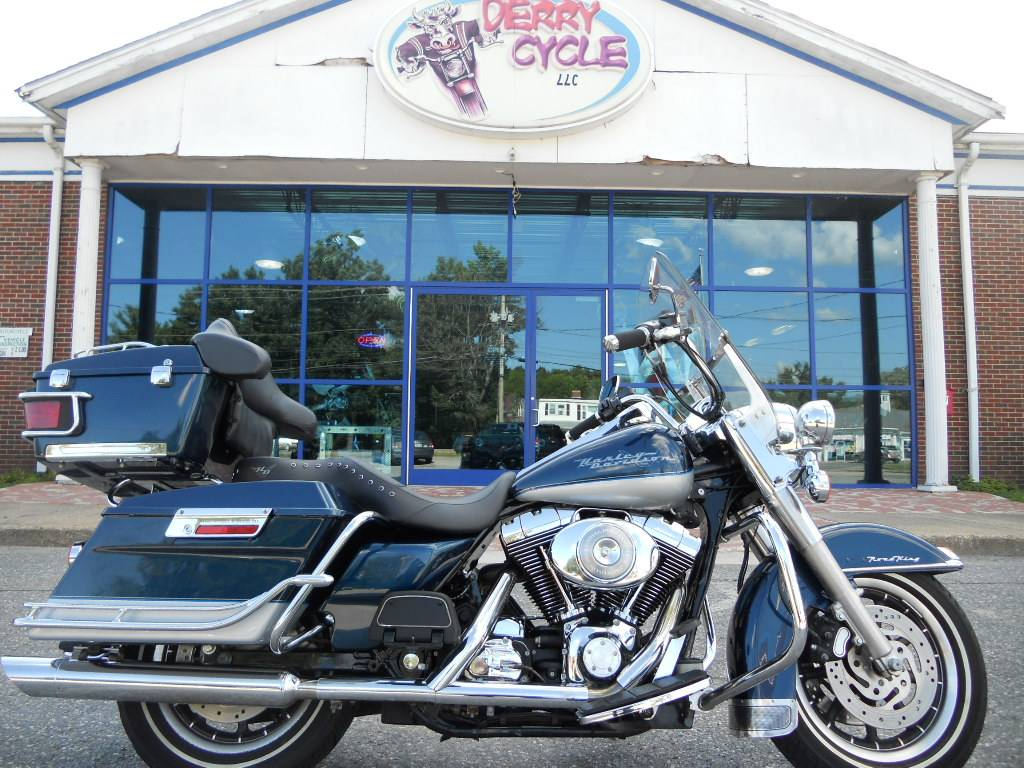 2001 Harley-Davidson FLHRI ROAD KING in Derry, New Hampshire