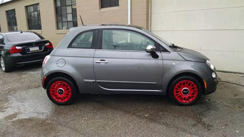 2013 Fiat 500 Lounge 5 spd manual in Harmony, Pennsylvania - Photo 7
