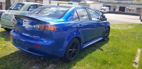 2017 Mitsubishi Lancer ES in Harmony, Pennsylvania - Photo 5