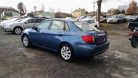 2008 Subaru Impreza 5 speed manual in Harmony, Pennsylvania