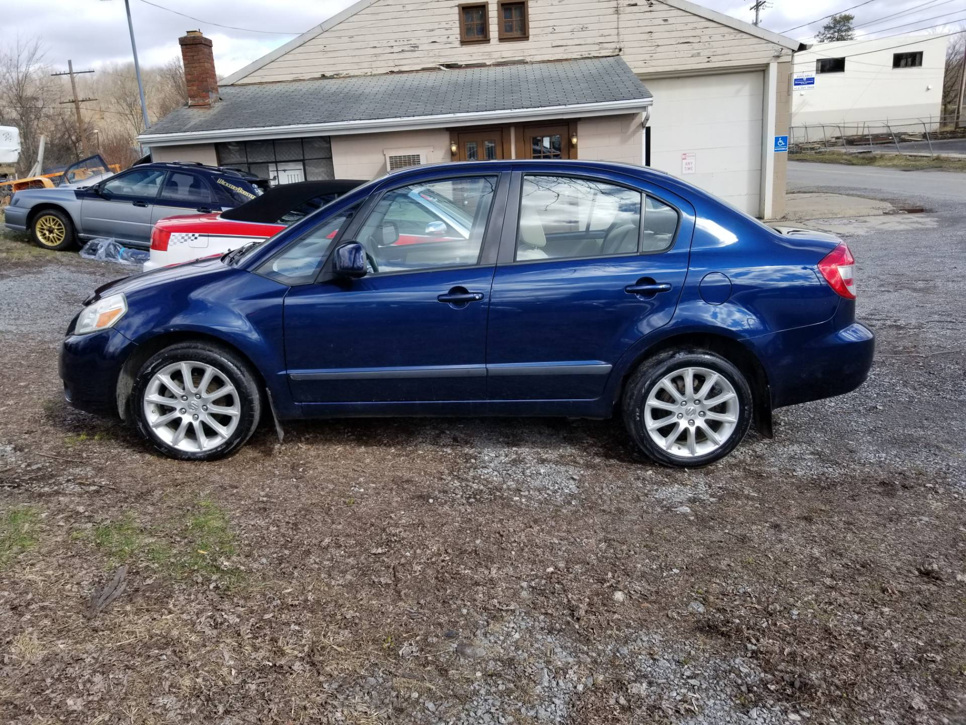 2011 Suzuki SX4 in Harmony, Pennsylvania - Photo 2