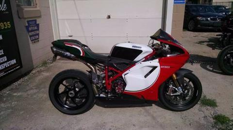 2011 Ducati Superbike 1198 SP in Harmony, Pennsylvania
