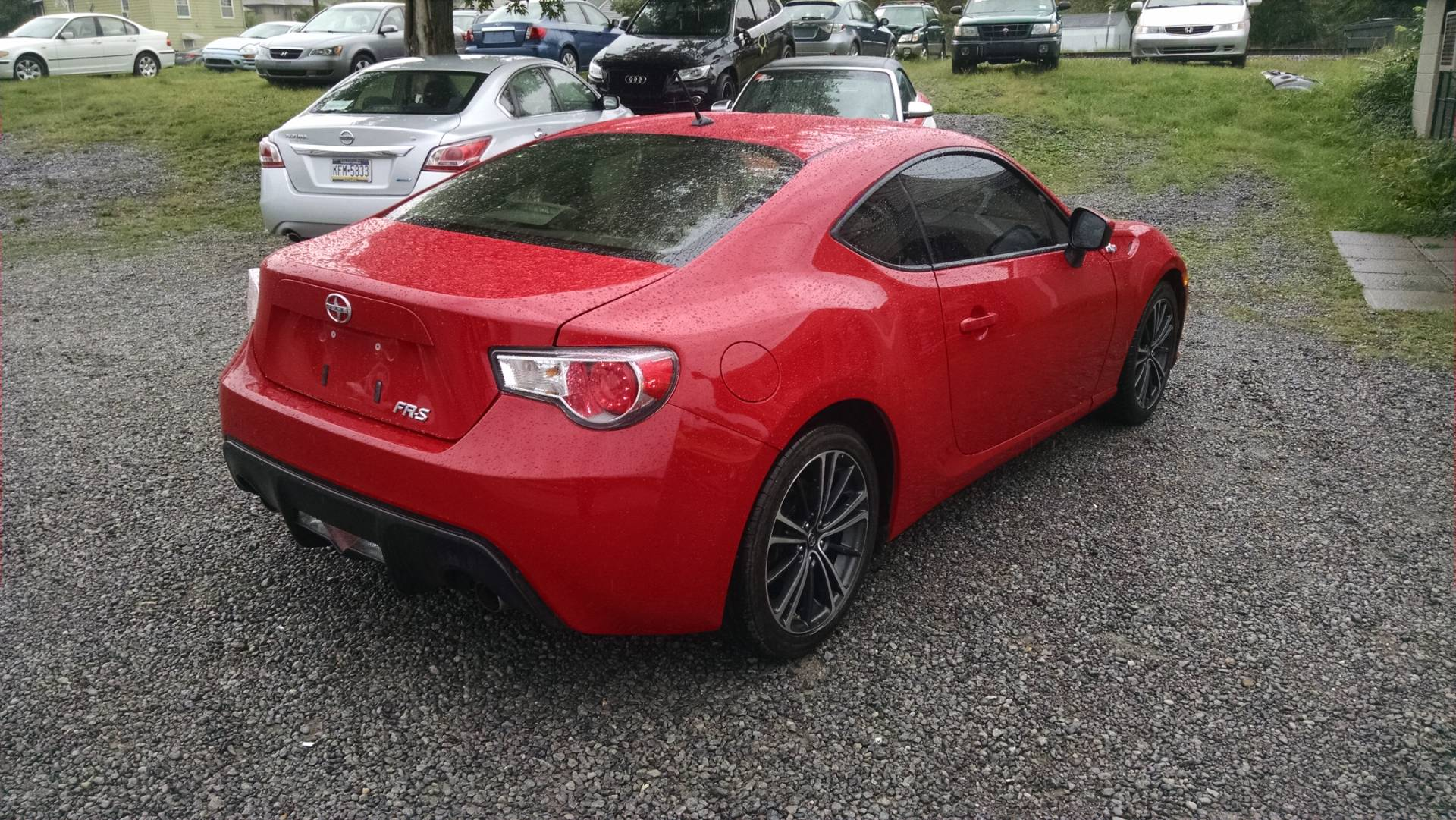 2013 Scion FR-S in Harmony, Pennsylvania