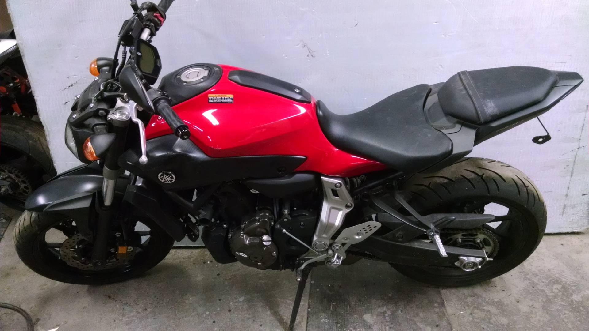 2015 Yamaha FZ-07 in Harmony, Pennsylvania - Photo 2